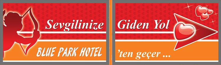Hamzakoy Bluepark Hotel İle Sevgililer Günü